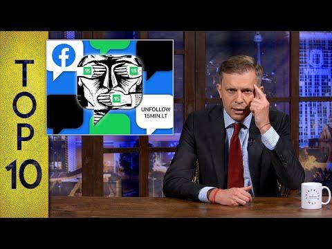 TOP 10 Facebooko Grupės Unfollow 15 Min.lt Perliukų || Laisvės TV