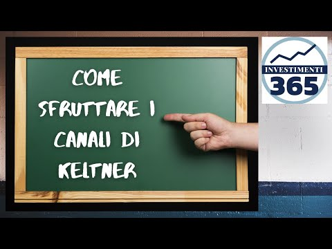Canali di Keltner: come guadagnare con il trading direzionale