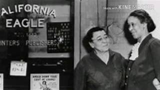 The HONORABLE Charlotta Bass: President of the L.A. UNIA