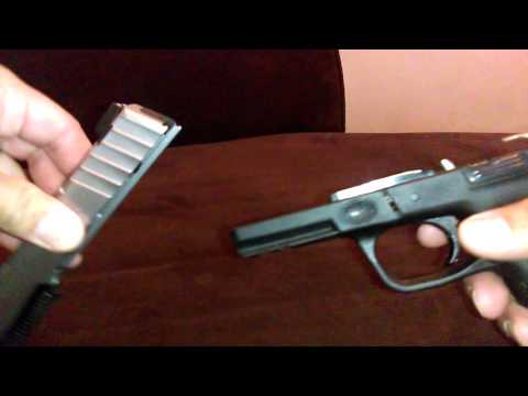 Smith & Wesson sd9ve sd40ve takedown CA compliant