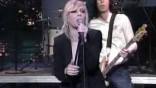 The Sounds - Seven Days a Week (Live on David  Letterman)