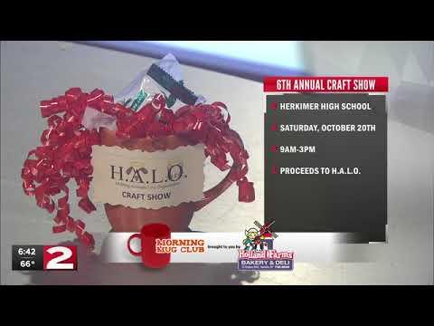 Mug Club: Herkimer High School 6th Annual Craft Show
