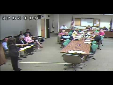 Personnel & Higher Education Committee June 29, 2017