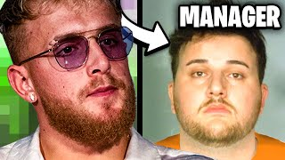 Jake Paul's Manager Is A CRIMINAL!!  **FBI RAID**