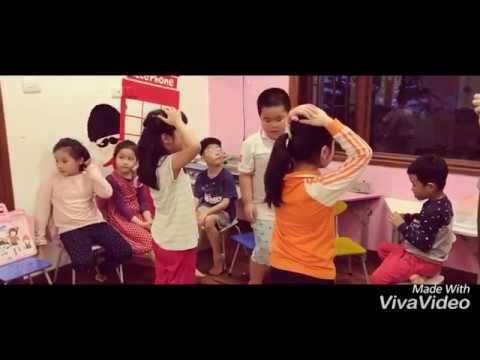 Achievers Hanoi - First Friends 2 class- Clip Game