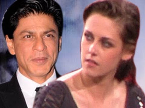 Shahrukh Khan INSPIRES Hollywood actress Kristen Stewart