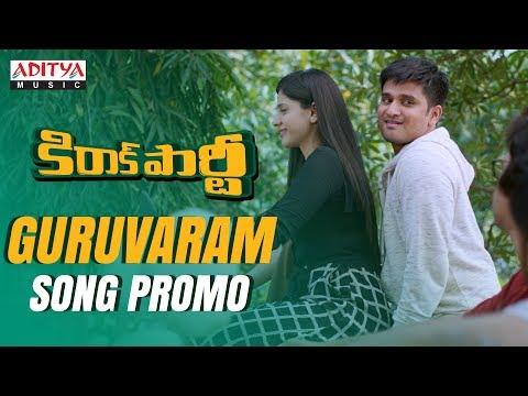 Guruvaram Song Promo | Kirrak Party Songs | Nikhil | Samyuktha | Simran Pareenja