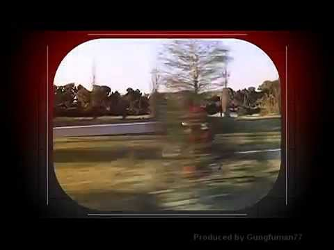 Six Million Dollar Man Steve Austin Running 60mph Music By Stiks1969 You