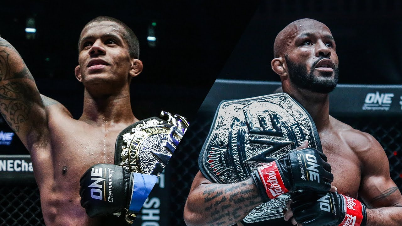 Adriano Moraes vs. Demetrious Johnson | Top Wins In ONE Championship