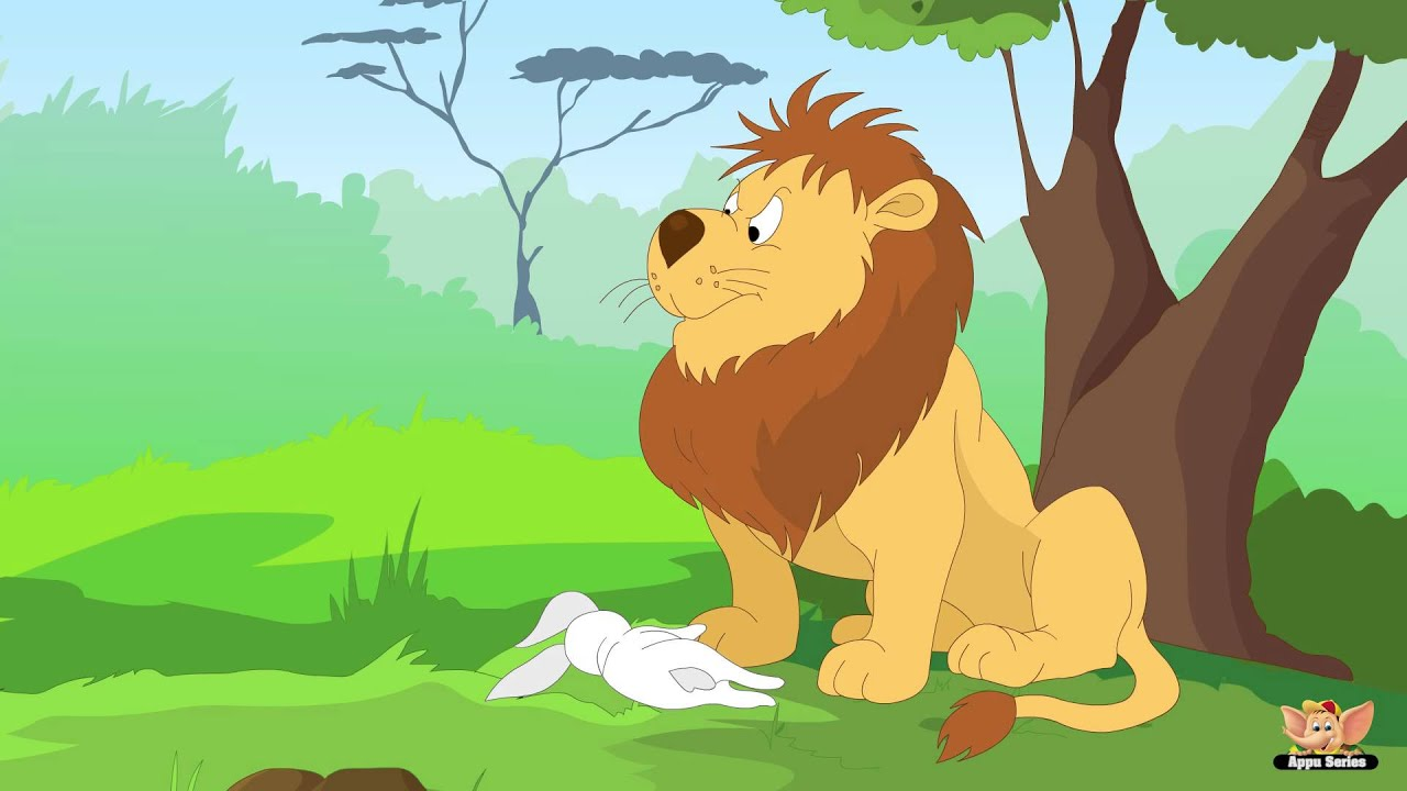 write about lion in hindi