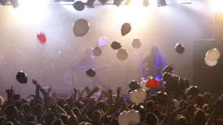 Augustines - Nothing To Lose But Your Head - Live @ Farewell Gig Liverpool Academy - 31-10-2016