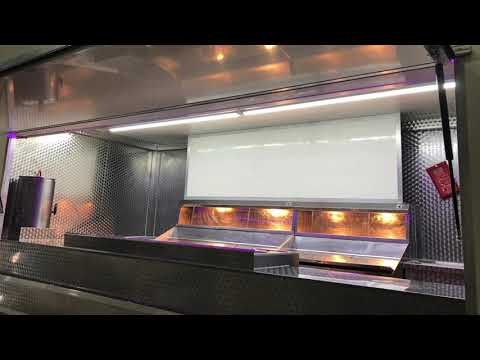 Pro Fry Ltd | Fish & Chip Trailer