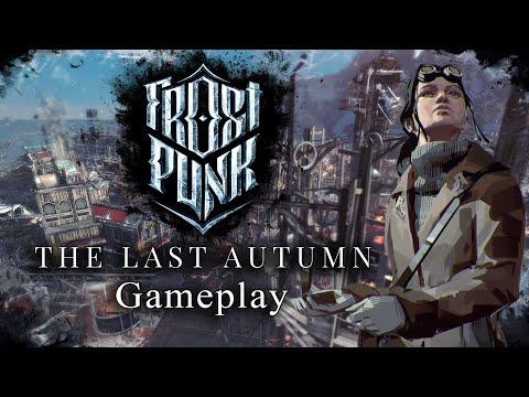 Frostpunk: The Last Autumn DLC - Gameplay |