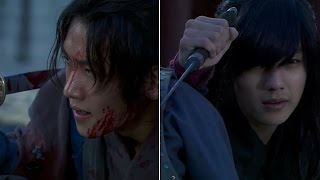 Пэк Тон Су и Ё Вун против сотни солдат военного министра.