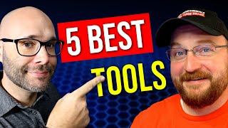 Tools for YouTube Creators | Top 5 with Nick Nimmin