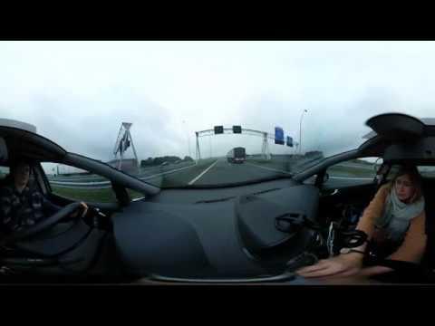 Angst op de snelweg / Fear of driving (at high speeds)