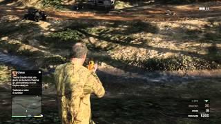 Grand Theft Auto 5 - Polowanie / Hunting (Gold)