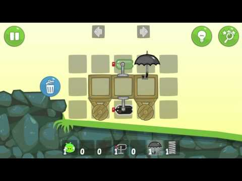 Lets Play Bad Piggies - Episode 6 | Ground Hog day - Levels 25-28