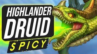 Highlander Druid Superiority | Standard | Hearthstone