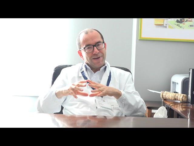 Ospedale Niguarda di Milano - Dott. Federico Bertuzzi