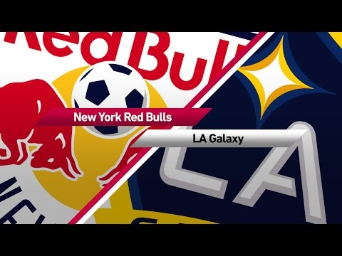 Highlights: New York Red Bulls vs. LA Galaxy | May 14, 2017