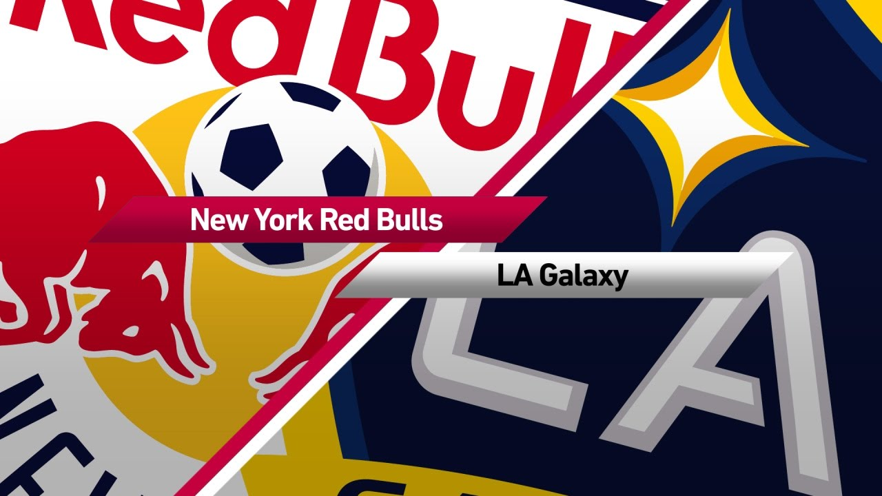 Image result for red bulls vs la galaxy