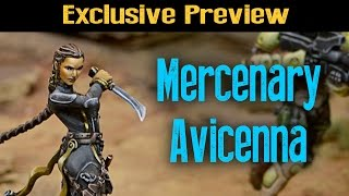 Infinity Exclusive Preview - Mercenary Avicenna