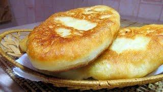 Пирожки жареные в масле