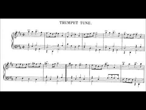 Jeremiah Clarke & Henry Purcell - Trumpet Voluntaries