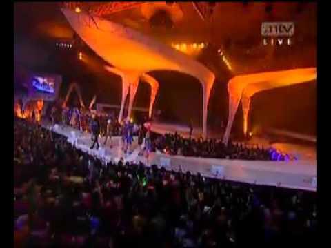 Simple Plan live on Viva LaVida for ANTV