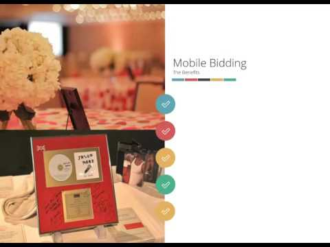 Paper versus Mobile Bidding Silent Auctions: ClickBid