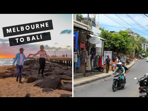 Goodbye Melbourne, ITS TIME FOR BALI  | Our First Time in Bali