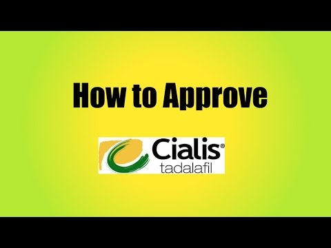 How to Get Cialis Approved