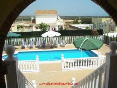 Alicante Holiday Villas