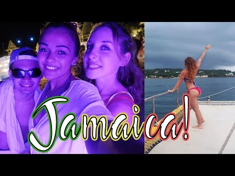 Jamaica Vlog #2 // Cliff Diving at Rick's Cafe, Snorkeling,