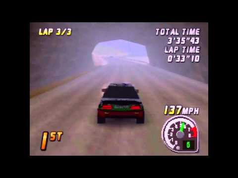 Top Gear Rally Playthrough (Actual N64 Capture) - Part 3