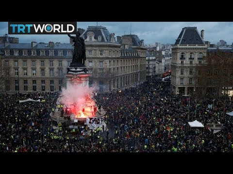 Will France's Yellow Vests movement continue until their demands are met?