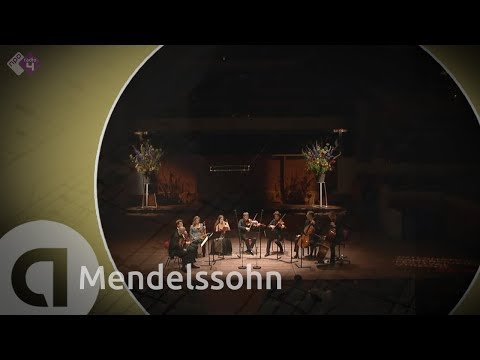 Mendelssohn - Octet in Es groot: Vilde Frang, Julian Rachlin,Rick Stotijn e.a.