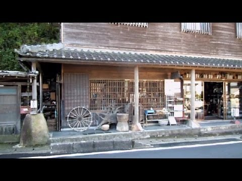 Exploring Old Japanese Antique Shop!