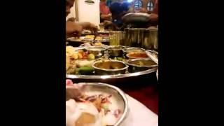 Sukanta Thali (Pune) Dinner Timelapse