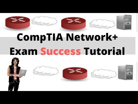 CompTIA Network+ Certification Success Tutorial: Network+ Exam N10-006, Objective 1.3