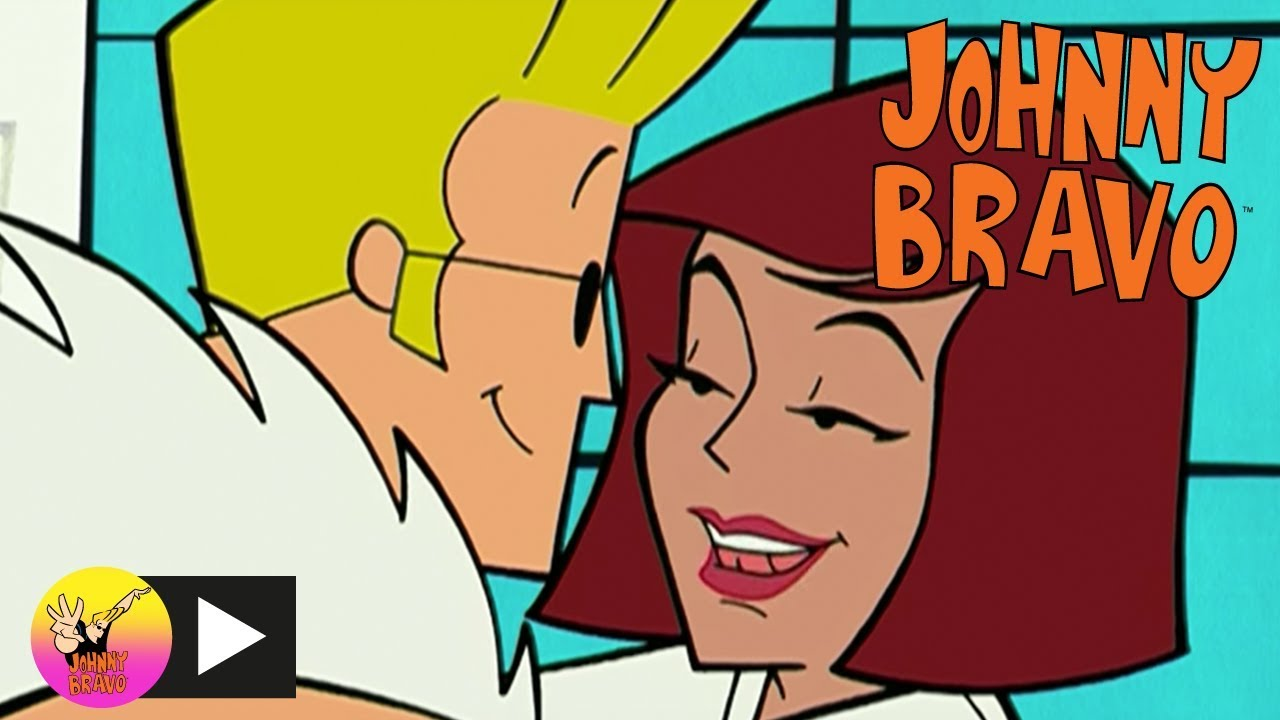 Johnny Bravo | Caveman Johnny |Cartoon Network - YouTube