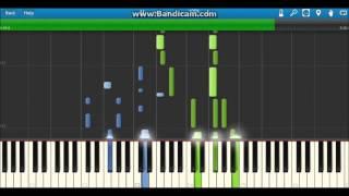 西野カナ 〈恋する気持ち&Have a nice day〉  piano