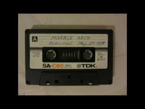 Marble Arch (Bel) Rehearsal tape. 21st May 1979 (Super rare Hardrock-Heavy metal from Belgium)