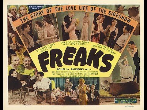 Freaks - Sideshow Cinema.