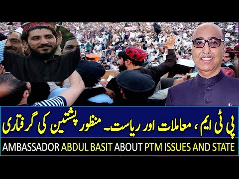 Ambassador Abdul Basit | PTM Issues and State