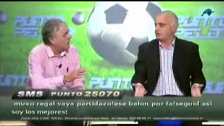 Debate sobre el catalán en Punto Pelota- 1ra parte.