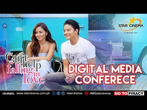 'Can't Help Falling in Love' Digital Media Conference