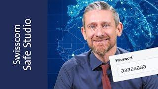 6 einfache, aber wirksame Tipps zur Datensicherheit | Swisscom Safe Studio