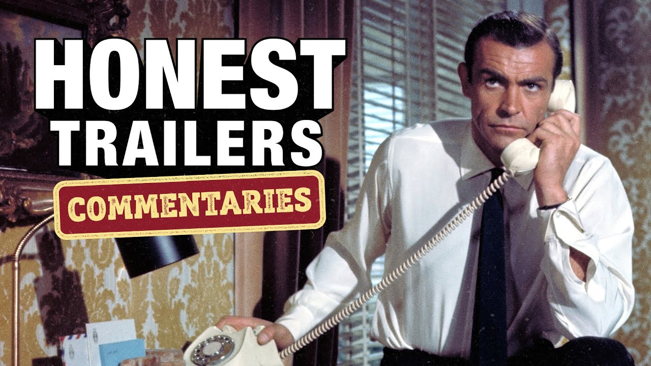 Download Honest Trailers Commentary | Every Sean Connery Bond